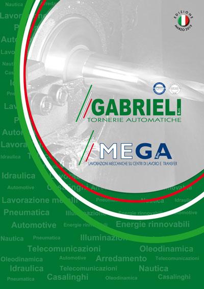 Catalogo Tornerie Automatiche Gabrieli srl e Mega snc Lavorazioni Meccaniche a Vestone, Brescia