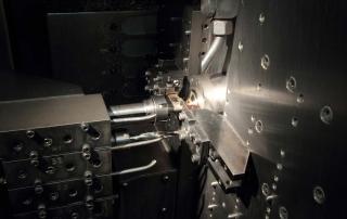 Gabrieli srl precision turning and CNC machining in Brescia Italy
