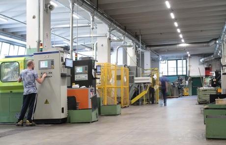 Gabrieli Vestone tornitura automatica e tornitura CNC
