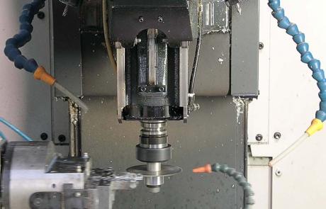 Gabrieli lavorazioni meccaniche CNC a Vestone