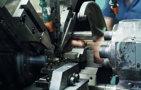 Gabrieli lavorazioni CNC a Vestone