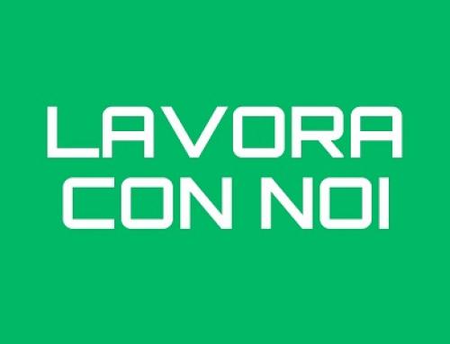 LAVORA CON NOI