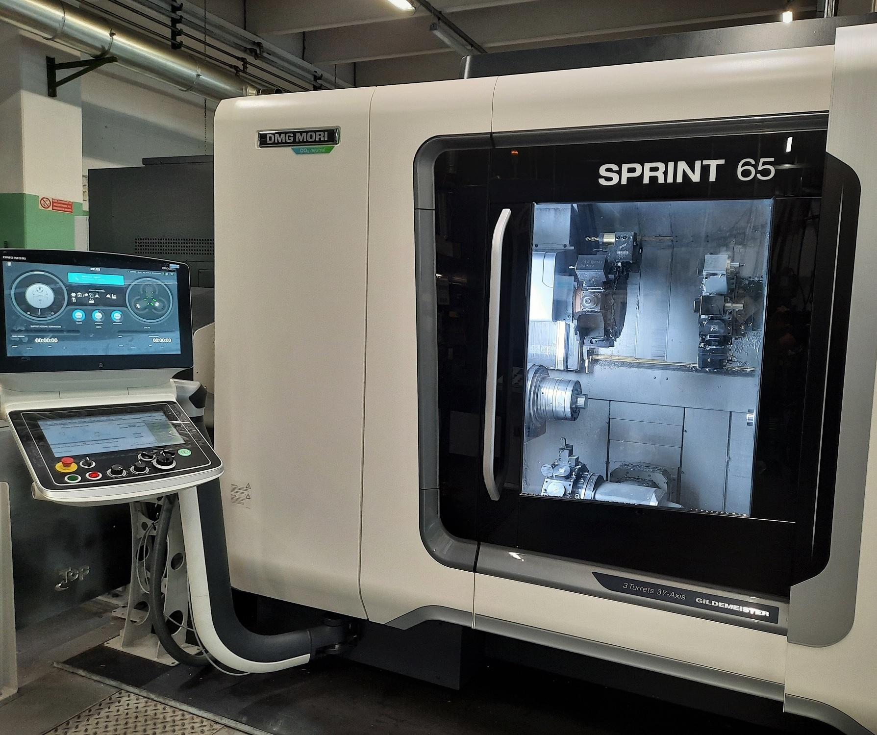 Tornio automatico CNC Gabrieli