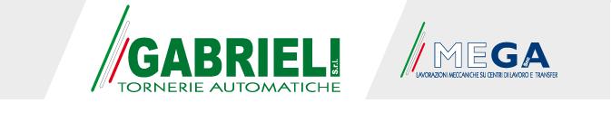 Tornerie Automatiche Gabrieli Logo